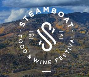 Steamboat Food and Wine Festival: October 3-6, 2019