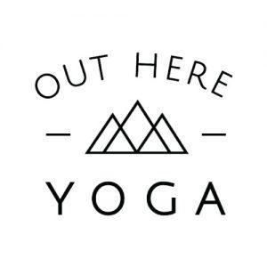 MVP members out here yoga logo 300x300
